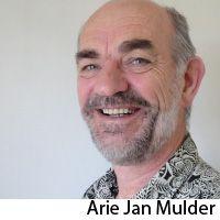 Spreker Arie-Jan Mulder