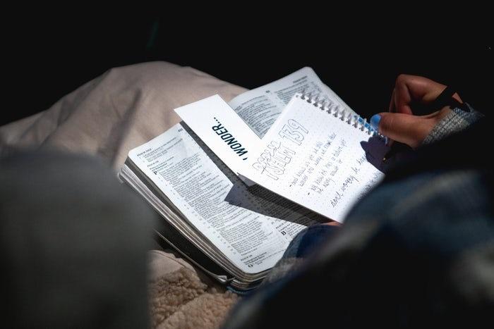 Bijbelstudie Ruben en Joanne de Jong