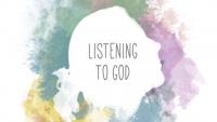 Bijbelleesplan - Luisteren naar God